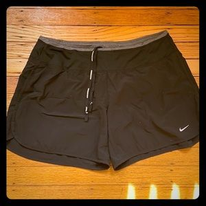 EUC Nike running shorts